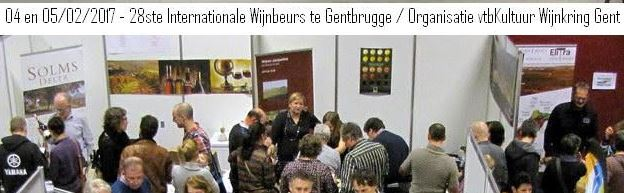 Beurs Wijnkring Gent